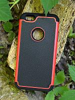 "TPU+PC чехол TTX для Apple iPhone 6/6s plus (5.5"")            Красный"