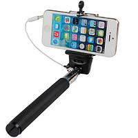 Монопод SP-13-2 Черный selfie Samsung Asus Селфипалка Iphone фото для смартфона для селфи Xiaomi универсальная