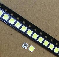 Светодиод 3030 1,8Вт  белый 6000К 150-187lm, 300мА, 6В PT30W45 V1 Lextar