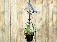 Декоративное подвесное кашпо ENGARD Райская бабочка (BF-22)