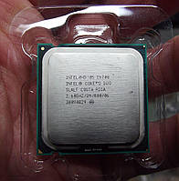 Редкий мощный как новый процессор Intel Core 2 Duo E4700; 2 ЯДРА, 2.60GHZ; 800MHZ; S775!