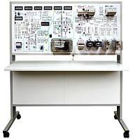 """Стенд лабораторный """"Релейная защита и автоматика в системах электроснабжения с МПСО"""" НТЦ-10.66"""