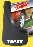Брызговики на Peugeot Partner Tepee задние