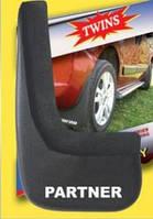 Брызговики на Peugeot Partner задние