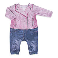 "Детский комбинезон ""Fashion Pink"" Kitikate"