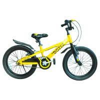 Велосипед детский BULL DOZER 18 BMX (221-4182) 2017 ЖЁЛТОГО ЦВЕТА