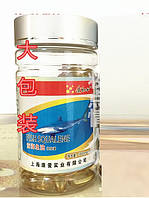 Мягкие Капсулы Сквален (Squalene экстракт печени глубоководной акулы) 100 капсул 1000 мг