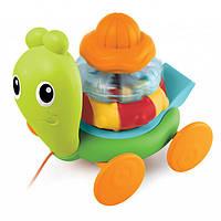 """Sensory Развивающая игрушка-каталочки """"Улитка"""", 005182S"""