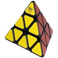 Головоломка Пираминкс (Тетраэдр) QJ