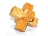 Головоломка Крест тройной