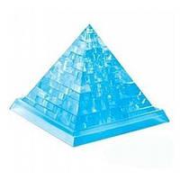 Пирамида голубая