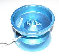 Йо-йо алюминиевое с подшипником, фото 1
