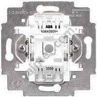 Механизм двухклавишного переключателя (проходной) ABB Neo 3559-A52445
