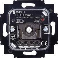 Механизм светорегулятора Led -cветорегулятор (диммер) 420 Вт ABB Neo 6523 U-500