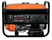 Бензиновый генератор DAEWOO GDA3500E