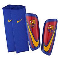 Футбольные щитки Nike FC Barcelona Mercurial Lite SP2090-633