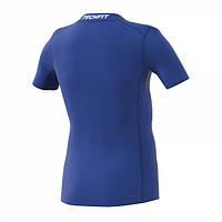Cпортивная детская термо футболка Adidas TechFit Base Junior K2822