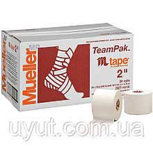 Тейп М-Еластик кровоспинний Mueller 130612 M Lastic Tape (24 шт. в упаковці)