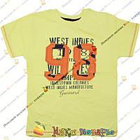 Турецкие футболки для подростков от 10 до 16 лет (4265-3)