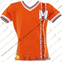 Стильные Турецкие футболки для пацанов от 2 до 8 лет (4287-3)