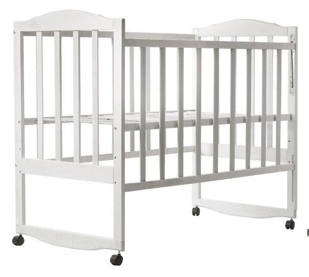 Кровать Babyroom Зайчонок Z102 слоновая кость
