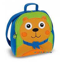 """Детский рюкзак """"Медвежонок- путешественник Джо"""" Oops OS3000211"""