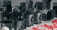 Установочные и распределительные коробки для встроенного монтажа