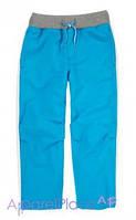Gymboree Штаны голубые с полоской