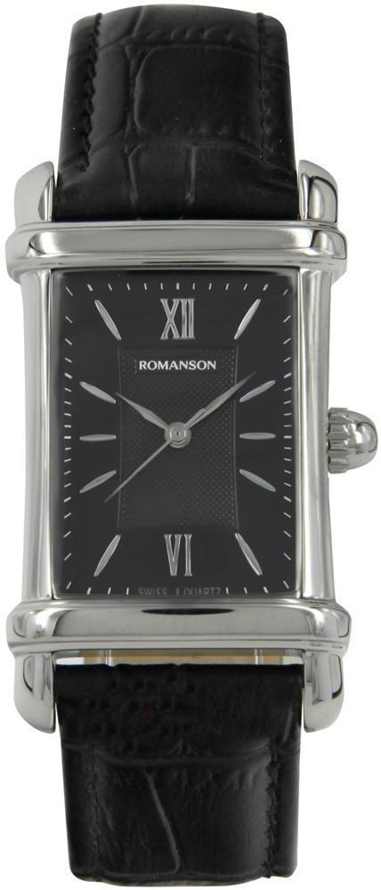 Часы Romanson TL0338MWH BK