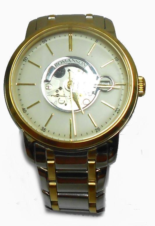 Наручные мужские часы Romanson TM8222OM2T WH оригинал