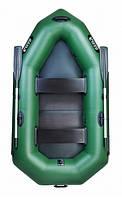 Надувная лодка Ладья 250 с настилом-ковриком ЛО-250С