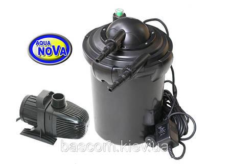 Фильтровальный комплект для пруда AquaNova 5000