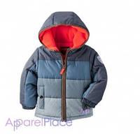 OshKosh Куртка голубая, Heavyweight Colorblock
