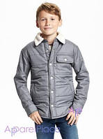 OldNavy Куртка серая, Faux Sherpa