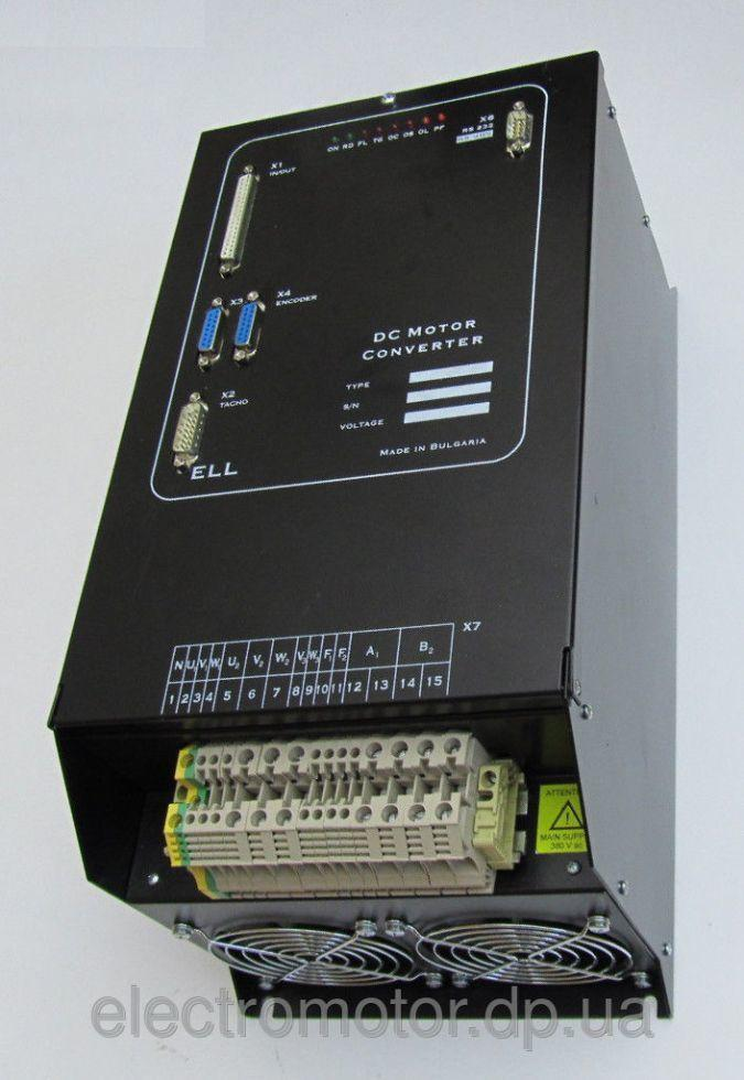 ELL 4009-222-20 RS485 цифровой привод главного движения станка с ЧПУ