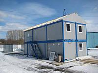 Модульные здания (блок модули)