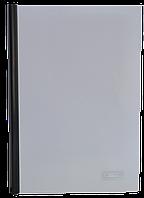 Папка с прижимом Папка скоросшиватель с прижимной планкой 10 мм BM.3371 (BM.3371-01 (черная) x 111720)