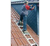 Лестницы и стремянки KRAUSE Лестница для крыш алюминиевая KRAUSE 16 ступеней