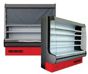 Холодильный стеллаж Росс Modena 1,4, фото 2