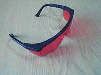 Оранжевые очки от всех видов лазерного излучения новые в наличии