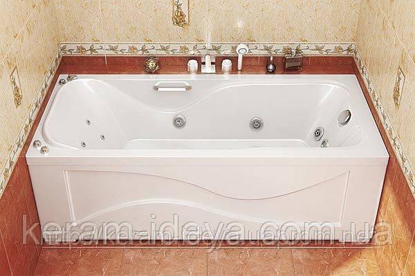 Ванна акриловая TRITON КЭТ 1500x700x560, фото 2