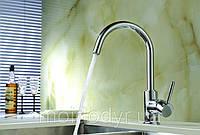Смеситель кухонный Blue Water  Colorado (хром), фото 1