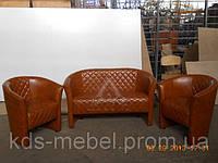 """Комплект """"Лиззи"""", мягкая мебель для кафе, диваны и кресла"""