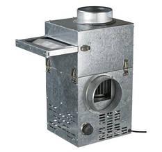 Каминный центробежный вентилятор ВЕНТС КАМ 125 Эко (ФФК), VENTS КАМ 125 Эко (ФФК)