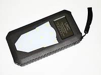 Повер банк Power Bank UKC 25800 mAh на солнечных батареях 2 USB, фото 4