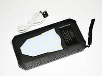 Повер банк Power Bank UKC 25800 mAh на солнечных батареях 2 USB, фото 9