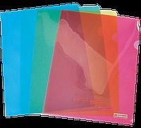 Папка-уголок А4 Buromax BM.3853 (BM.3853-07(фиолетовая) x 111712)