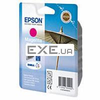 Картридж EPSON St C84/ 86, CX6400/ 6600 magenta (C13T04434010) (C13T044340)
