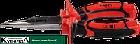 Тонкогубцы диэлектрические удлиненные прямые 160 мм NEO 01-063