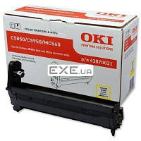 Фотокондуктор OKI EP-Cart-Y-C5850/ 5950 (43870021)